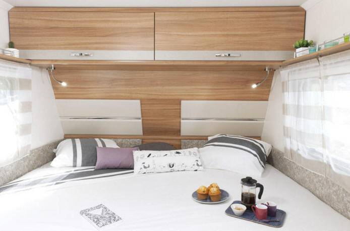 Sterckeman Starlett Comf 455 CP - Interior