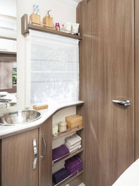 Sterckeman Alize Concept 420 CP - Interior