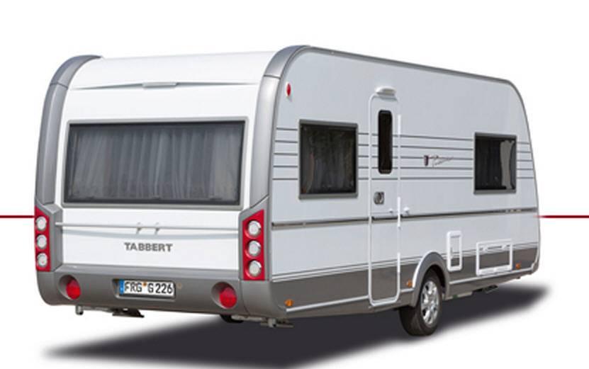 Tabbert Puccini 560 TD 2,3 - Exterior