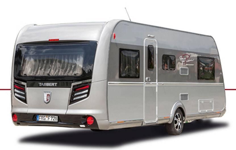 Tabbert Gran Puccini 750 HTD - Exterior