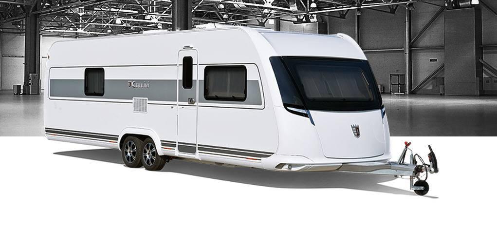 Tabbert Cellini 750 HTD - Exterior