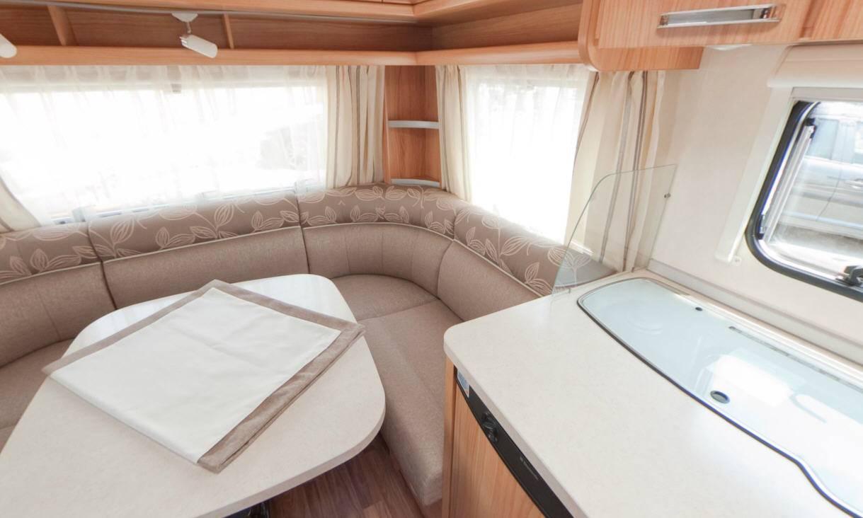 Wilk VIDA V 450 HTD - Interior