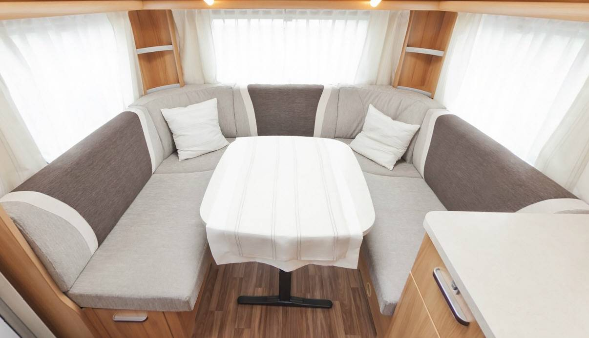 Wilk VIDA V 490 HTD - Interior