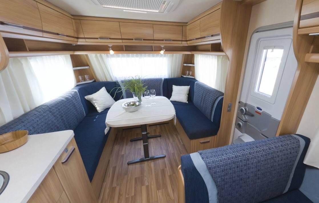 Wilk VIDA V 640 HTD - Interior