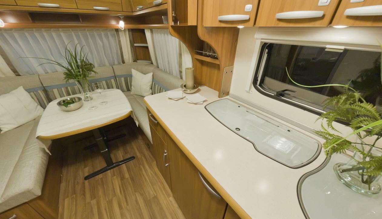Wilk SENTO S 490 HTD - Interior