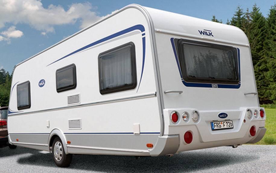 Exterior del modelo Wilk Sento S 490 Ue