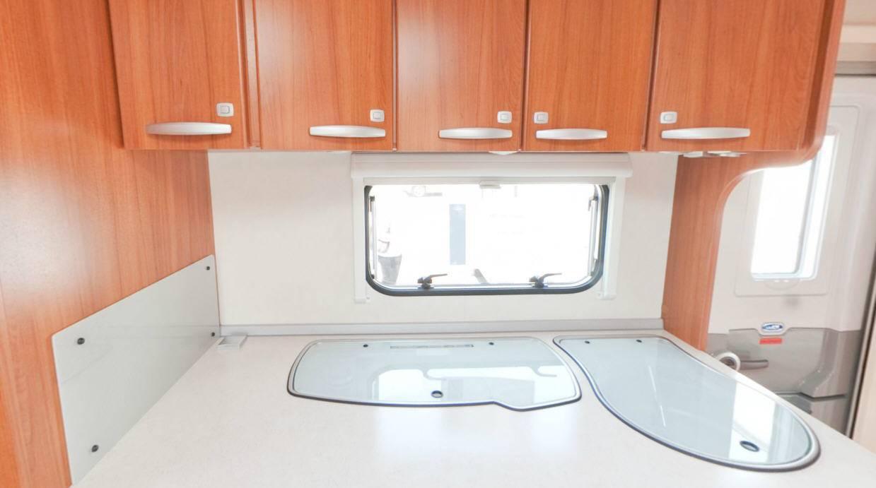 Wilk SENTO S 500 DM - Interior