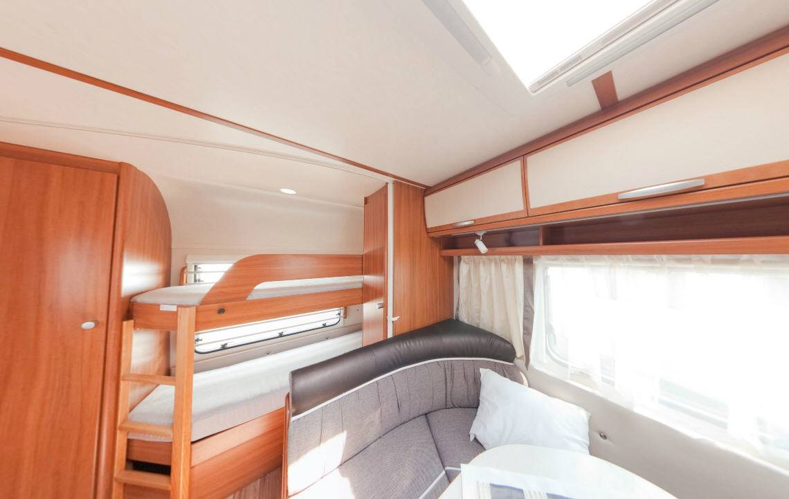 Wilk SENTO S 550 DM - Interior