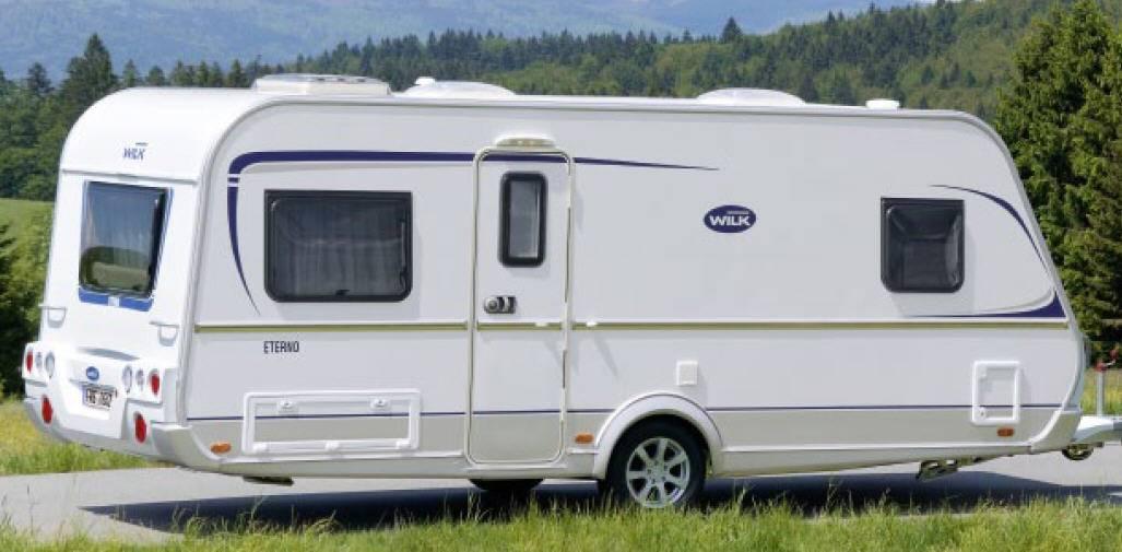 Exterior del modelo Wilk Eterno E 590 Ue