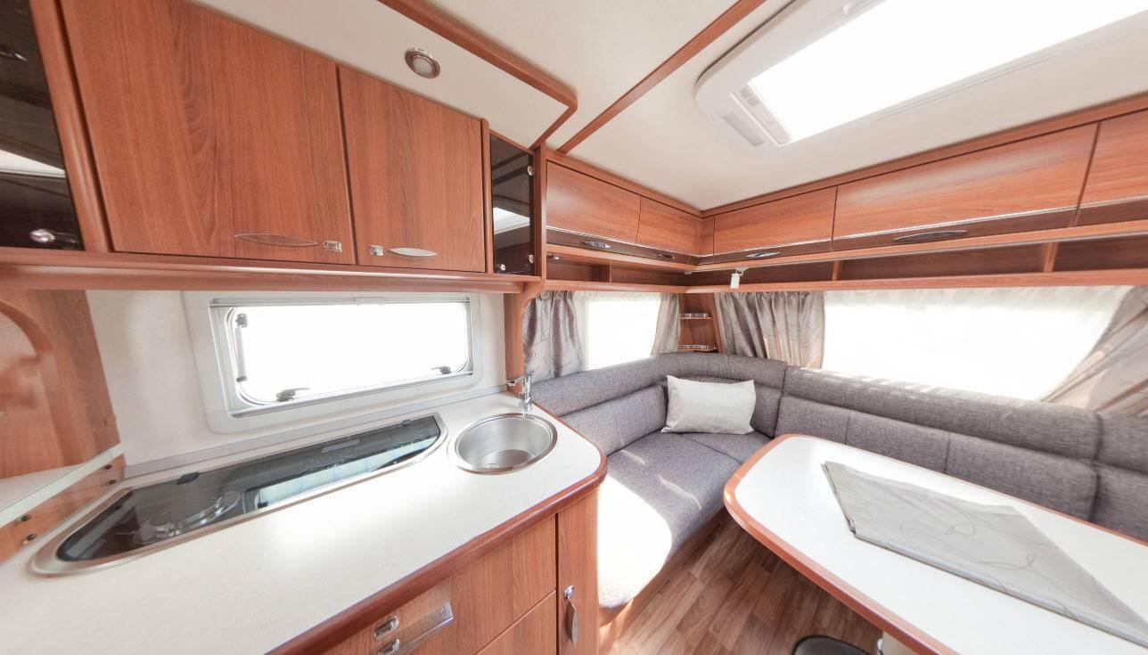 Wilk ETERNO E 590 UEB - Interior