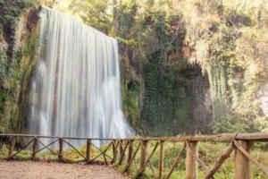 La belleza del monasterio de Piedra