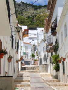 Mijas, pueblo serrano al mar