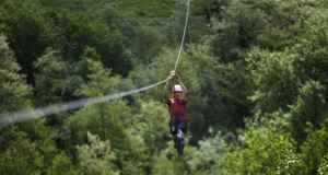 Cinco parques de aventura para tu verano en Navarra