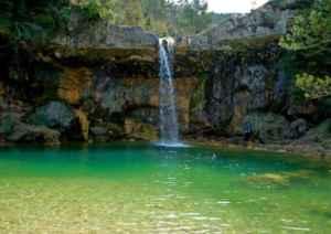 La ruta de las siete cascadas y otras actividades en familia