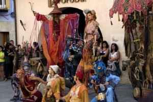 Un camping para vivir el Festival Terra de Trobadors