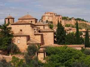 De camping en uno de los pueblos más bonitos de España