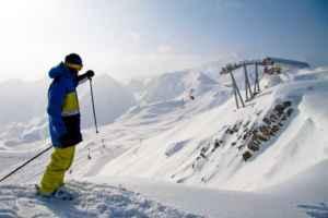 Esquí a lo grande en los Pirineos franceses