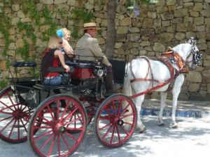 Música, tradición y arte en la feria de Marbella