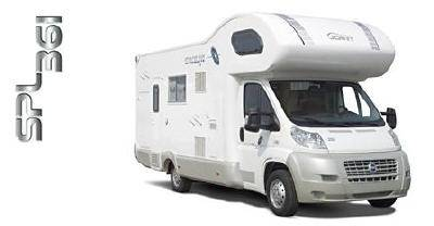 Joint Camping Car Spaceline SPL 361 (130 cv) - Exterior
