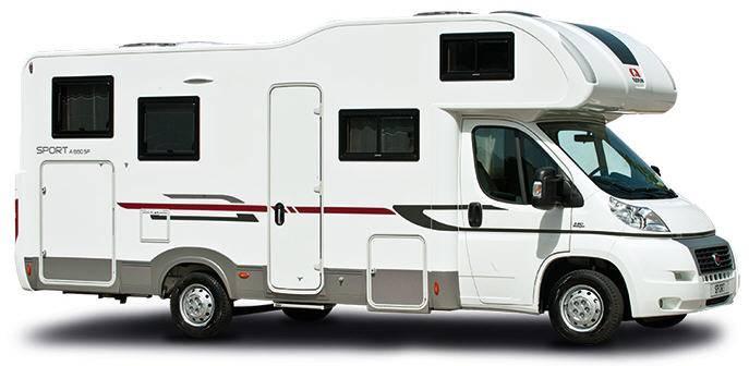 Adria Sport- Capuchina A 660 SP - Exterior