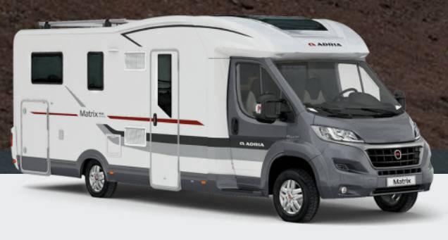 Adria MATRIX Plus M 670SP - Exterior