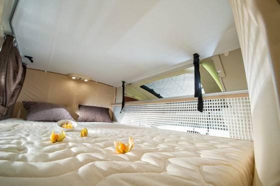 Adria MATRIX Plus M 670SP - Interior