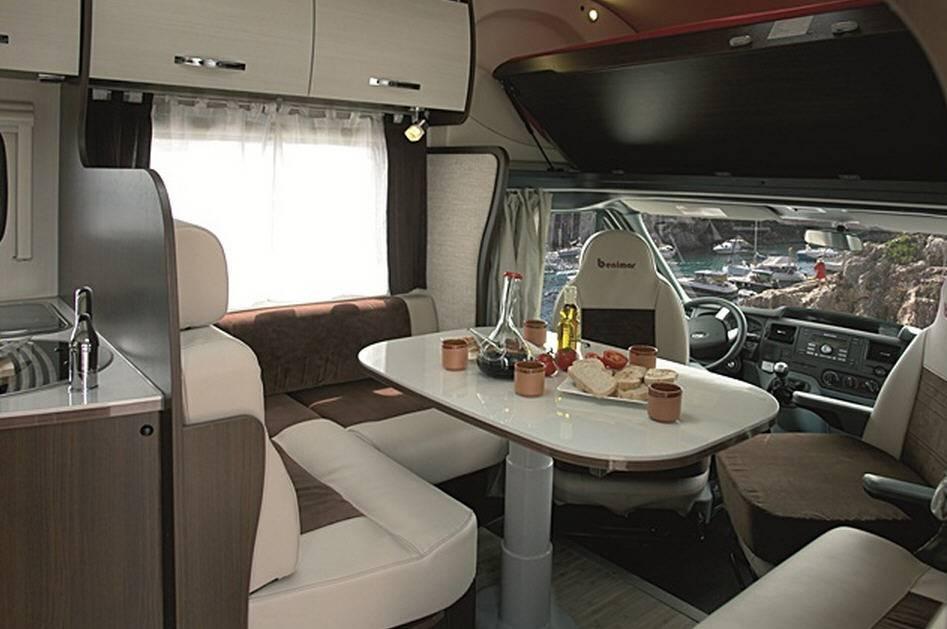 Benimar Sport 345 - Interior