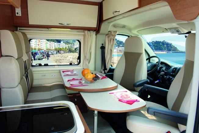 Benimar Benivan 160 Prestige - Interior