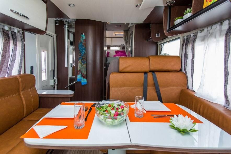 Benimar Tessoro T 442 Ford / 2200 / 125 - Interior