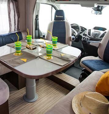 Benimar Aristeo A 660 Fiat / 2300 / 130 - Interior