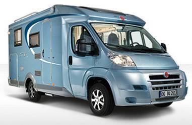 Bürstner Travel Van t 571 G - Exterior