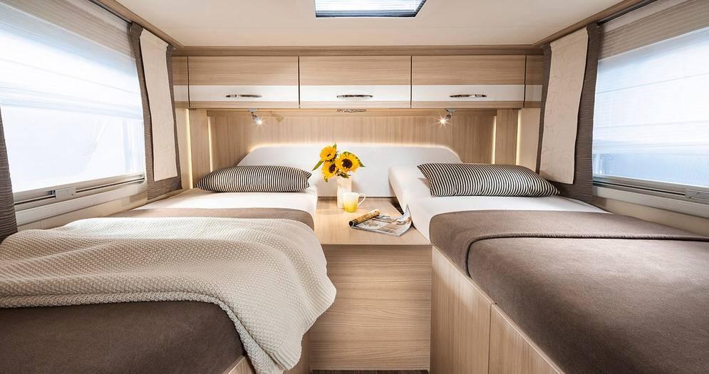 Bürstner Travel Van T 620 G - Interior