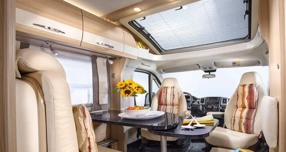 Bürstner Travel Van T 690 G - Interior
