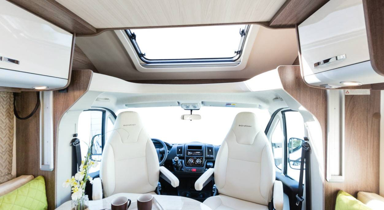 Bürstner Ixeo Time IT745 - Interior