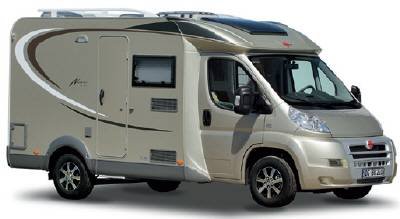 autocaravana b rstner nexxo t t 569 modelo de 2010. Black Bedroom Furniture Sets. Home Design Ideas