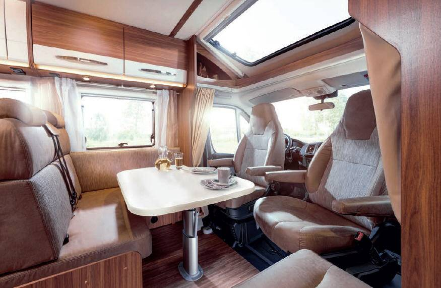 Carado A 361 - Interior