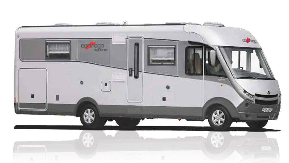 Carthago highliner 59 LE - Exterior