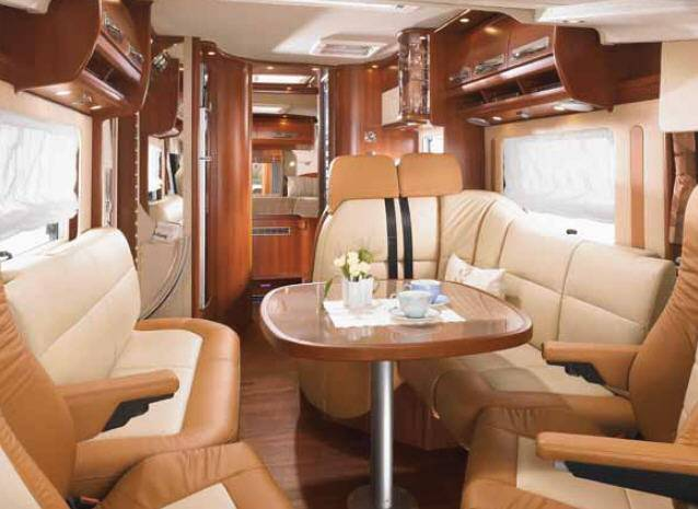 Carthago highliner 59 LE - Interior
