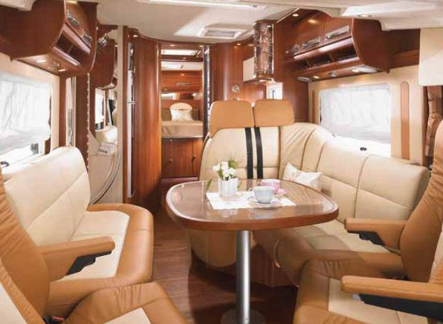 Carthago highliner 62 OB - Interior