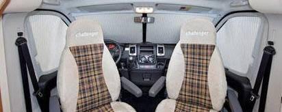Challenger Mageo 129 - Interior