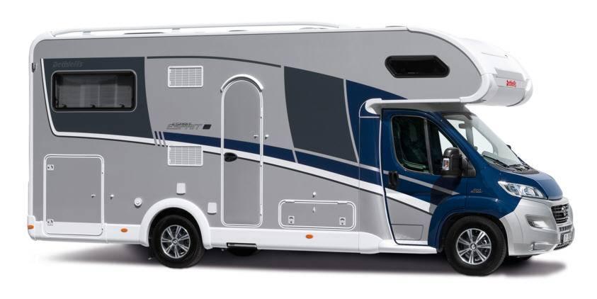 Dethleffs Esprit Comfort A / T / I A - 6820-2 - Exterior