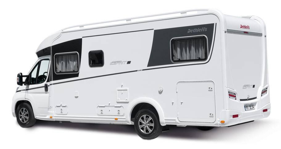Dethleffs Esprit Comfort A / T / I T-7150-2 DBM - Exterior