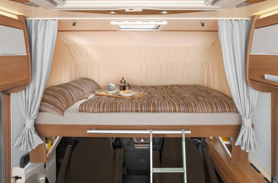 Dethleffs Esprit Comfort A / T / I I-7010-2 - Interior