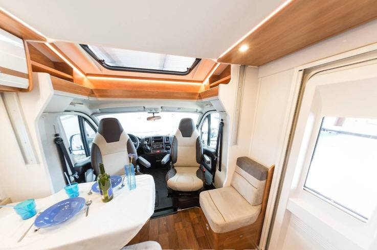 Dethleffs Trend T T 6757 - Interior