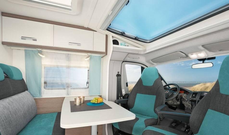 Dethleffs Trend ST T 6617 - Interior