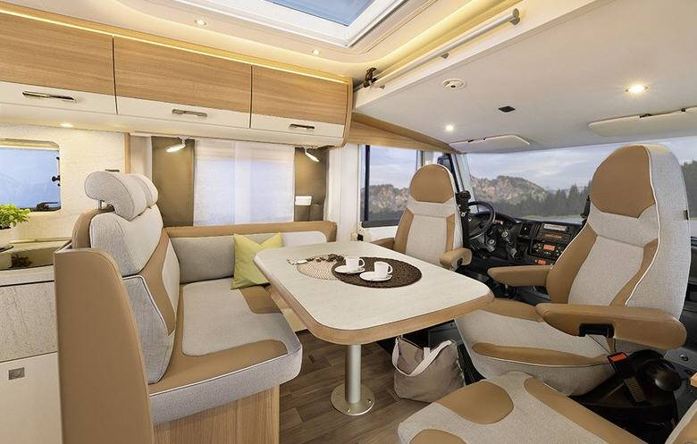 Dethleffs Advantage T T 6651 - Interior