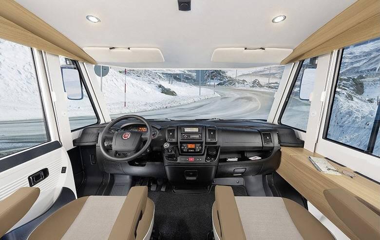 Dethleffs Advantage I I 5901 - Interior