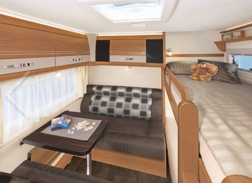 Dethleffs Globertrotter XXL A A 9000- 2K - Interior