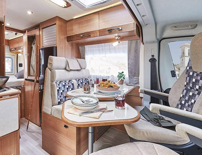 Dreamer D D 55 Select - Interior