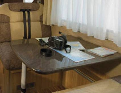 Elnagh Duke 53 - Interior